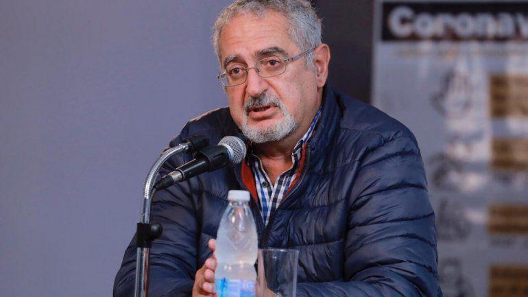 Gustavo Bohuid: El chofer del SAME no se contagió en el trabajo