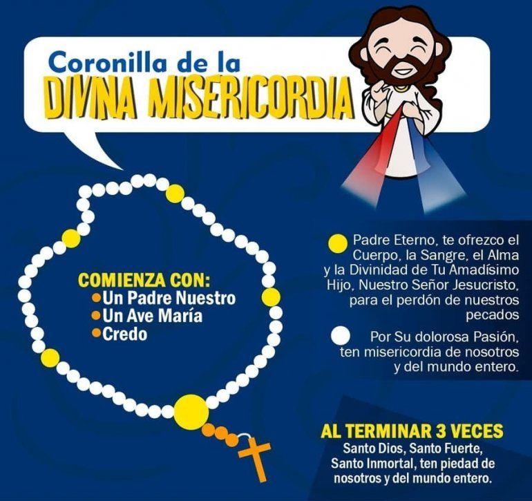 La Iglesia Católica celebra el día de la Divina Misericordia