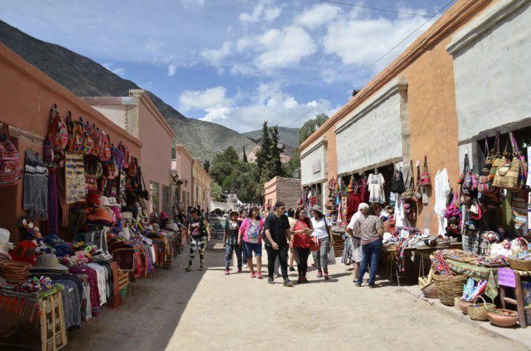 Morales: En Jujuy 25 mil personas vivían del turismo