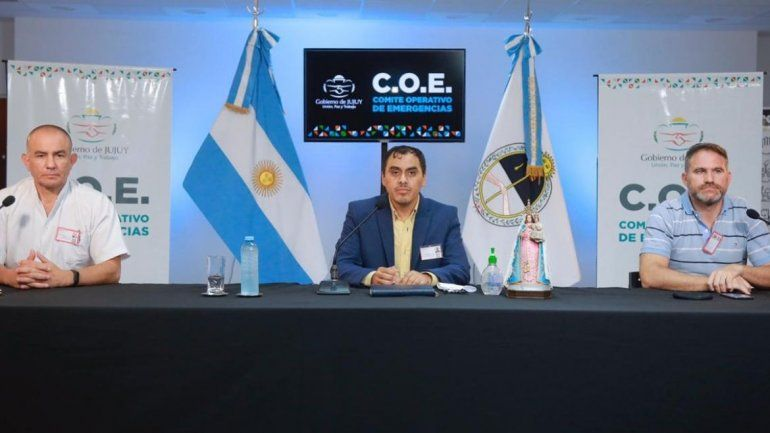 Jujuy sigue sin tener casos de coronavirus