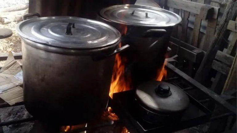 Drama en los merenderos: Hoy no sé con qué voy a cocinar