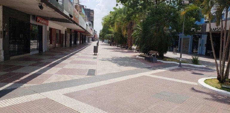 Chaco: Resistencia pide volver a la cuarentena estricta