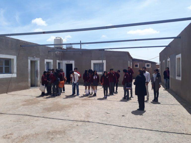 Se jubiló la directora del Secu de Tres Pozos que impulsó a la escuela a llegar a FNE