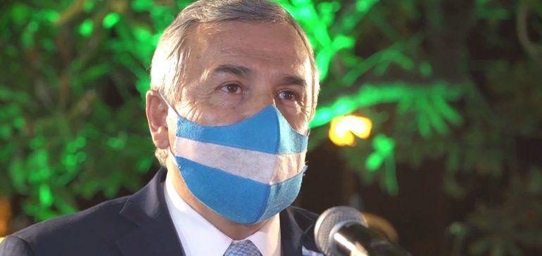 El Gobernador confirmó que continuarán los pagos de IFE y ATP en Jujuy