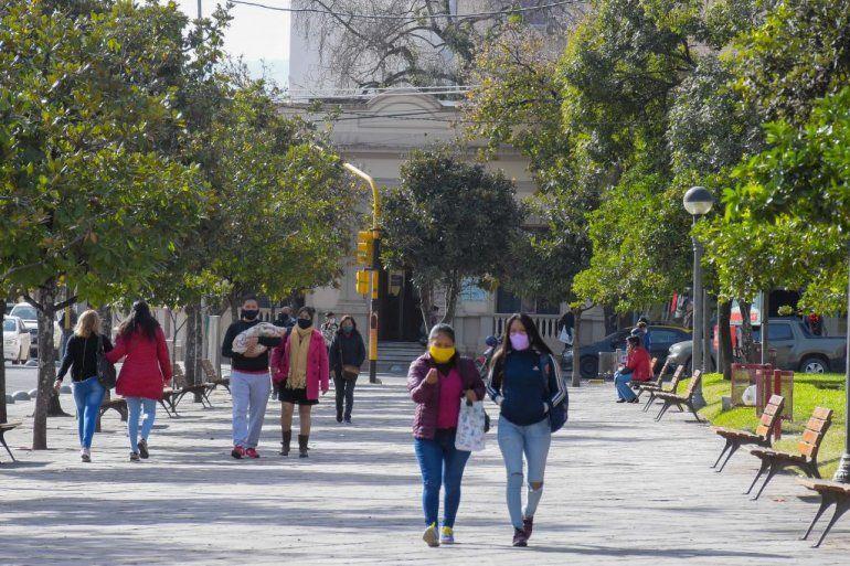 En Jujuy sigue todo igual hasta que el COE tome nuevas medidas