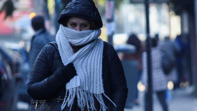 Anticipan que mañana será el día más frio de la semana