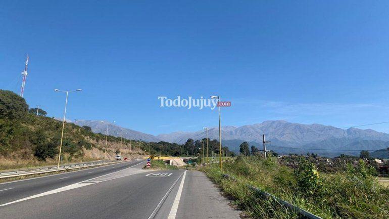 El tiempo en San Martín: nublado y frío, pero sin lluvias