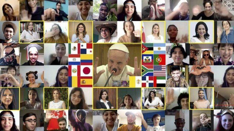 El Papa hablará con las Primeras Damas de América Latina y el Caribe
