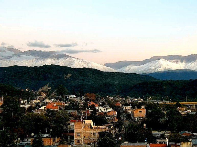Los cerros de Jujuy se vistieron de blanco y enamoraron a todos