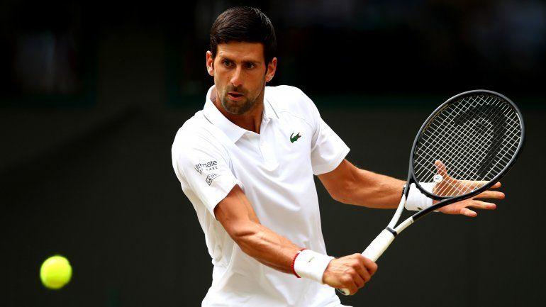 Novak Djokovic tiene coronavirus