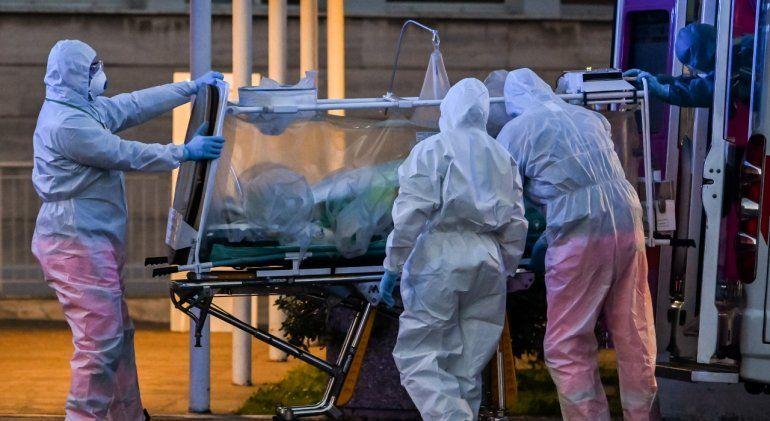 Nuevas muertes por coronavirus