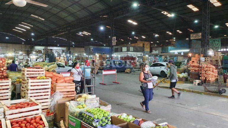 Salta: extreman medidas para mercadería que llegue desde Jujuy