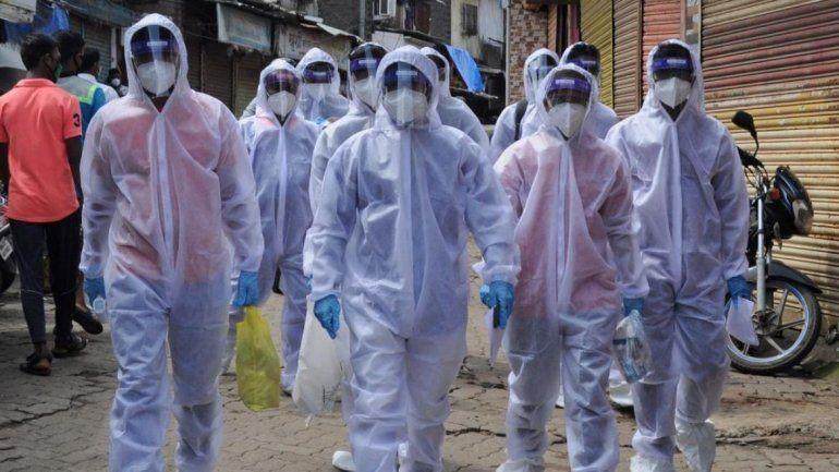 Argentina: 16 nuevas muertes y suman 1523 las víctimas