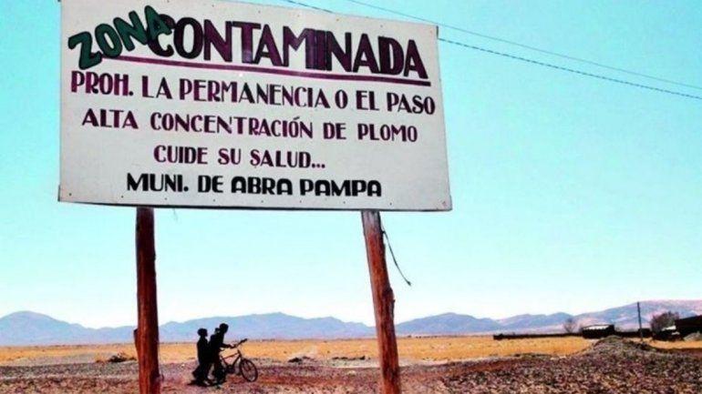 Abra Pampa: asediada por el coronavirus, con la herencia del plomo