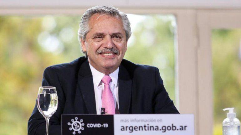 Coronavirus: el Presidente dijo hay que ir en socorro de los jujeños