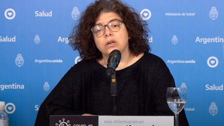 Carla Vizzotti - Secretaria de Salud de Nación