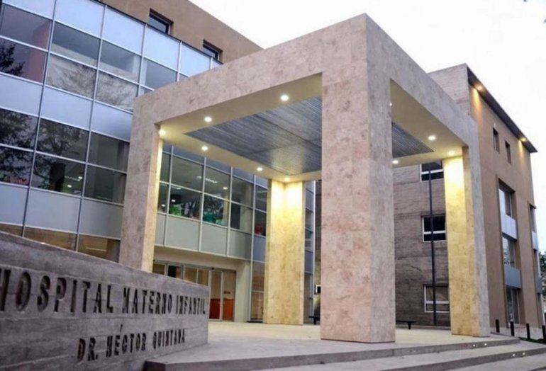 El hospital Materno Infantil aclaró la situación sobre la muerte de un bebé
