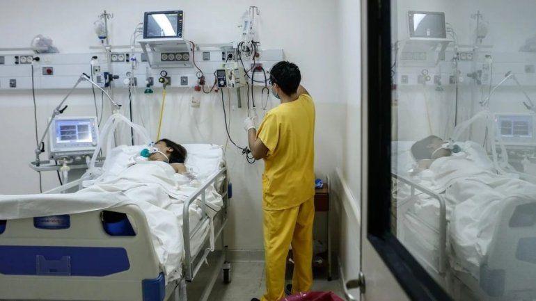 Hoy fallecieron 209 personas por coronavirus.