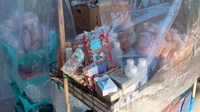 Pachamama distinta en Tilcara con horarios en el mercado