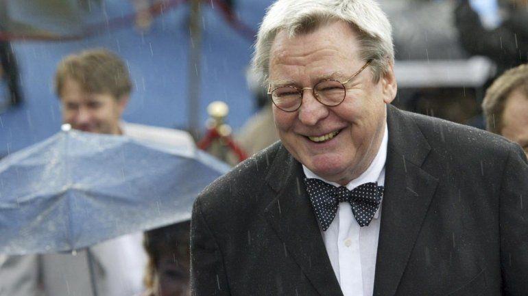 Murió el director de cine Alan Parker