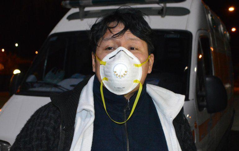 Murió el padre del médico que viajó desde Buenos Aires a Bolivia en una ambulancia