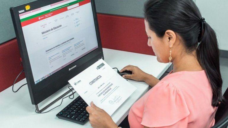 Créditos blandos para docentes: Educación confirmó continuidad