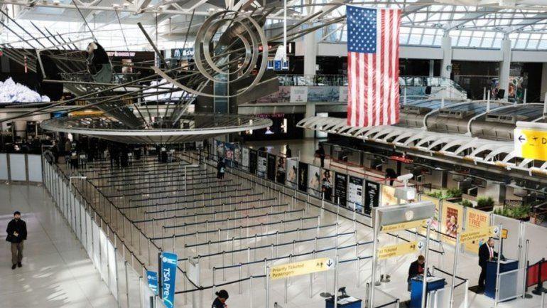 Estados Unidos recomendó no viajar a la Argentina