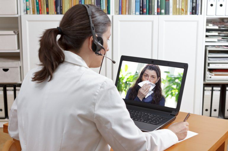 Demoras en obras sociales para la telemedicina