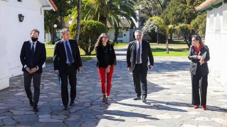 Fernández lanzó obras públicas con perspectiva de género
