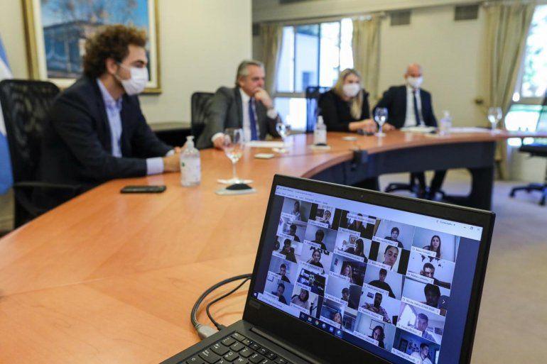Alberto Fernández: Con el Gobernador de Jujuy estamos hablando para hacer un acuerdo sobre el litio