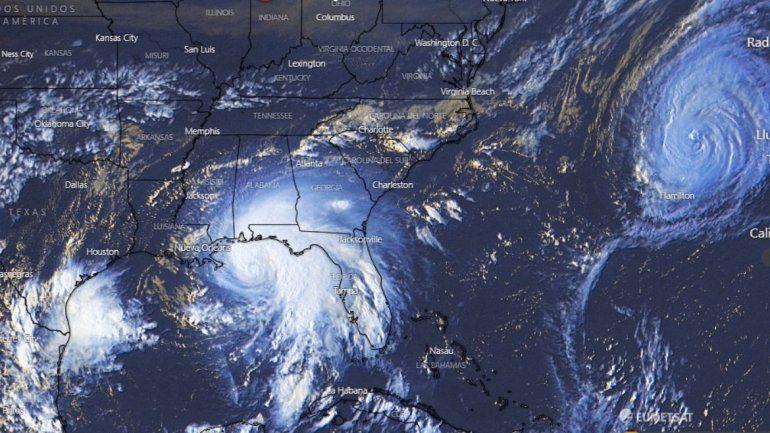 Huracán Sally es Nivel 2 y amenaza al sur de Estados Unidos