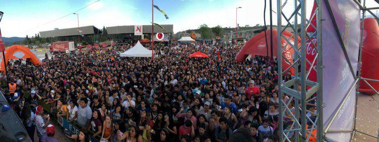 Se viene el Primavera Fan Fest: juegos, música y color en la FNE