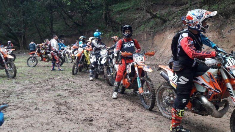 Exitosa competencia de Enduro Extremo en Jujuy