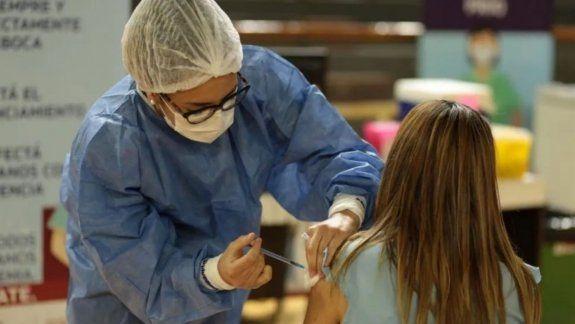 En Jujuy empiezan a vacunar a mayores de 40 años