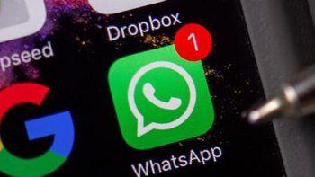 """Como activar el """"modo vacaciones"""" en Whatsapp."""