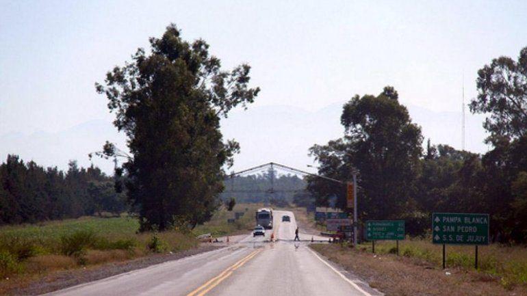 Circulación Jujuy - Salta: esenciales sólo por Ruta 34