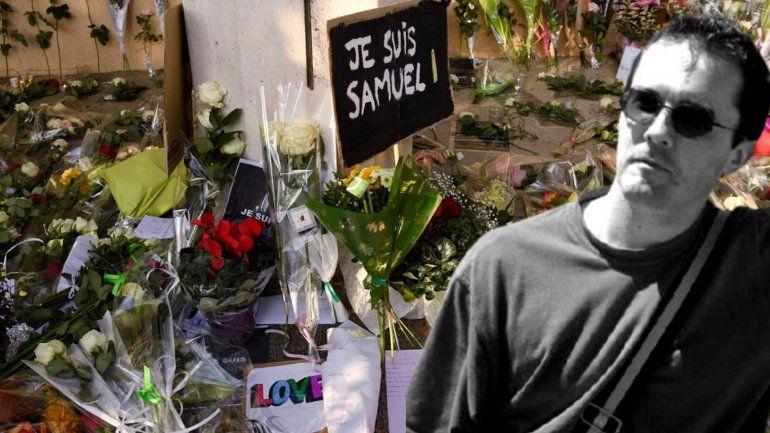 Quién era el profesor decapitado en Francia