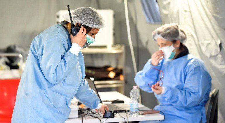 Coronavirus en el país: reportan 381 muertes y 16.546 casos