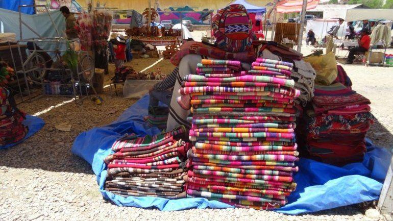 Manka Fiesta en La Quiaca