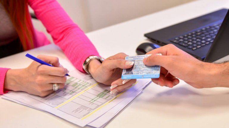 Palpalá: reprograman turnos para la renovación de licencias de conducir