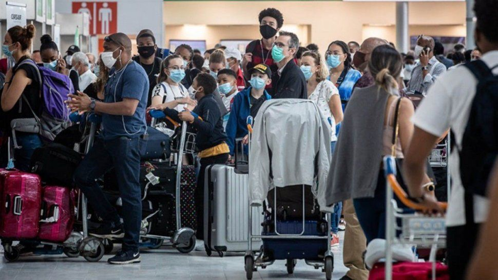 Aerolíneas aseguran que tardarán hasta cinco meses en repatriar a todos los argentinos a este ritmo.