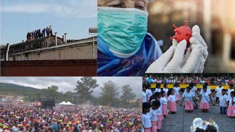 Los acontecimientos más importantes que marcaron el 2020 en Jujuy