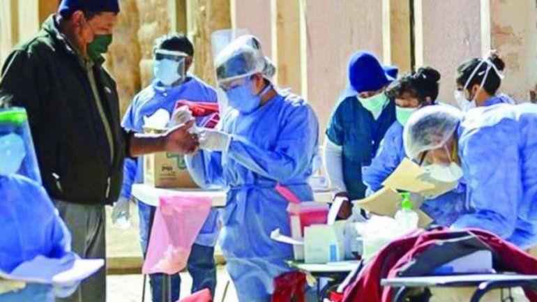 Covid en Argentina: se registraron 4.184 casos y 100 nuevas muertes