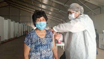 Vacunación contra el coronavirus en Jujuy.