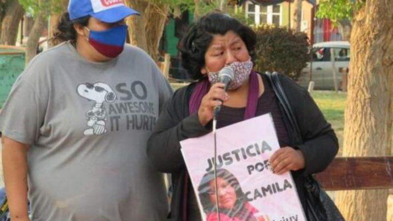 Familiares de Camila Peñalba denuncian irregularidades en la investigación.