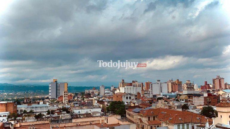 Tiempo en Jujuy para la semana