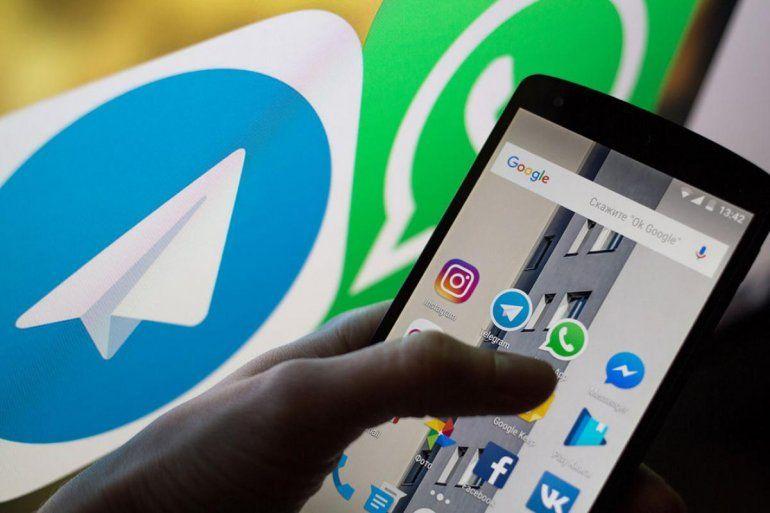 Descargas de Signal y Telegram suben tras la nueva política de Whatsapp