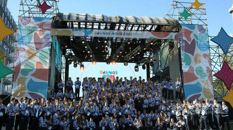 Todo lo que tenés que saber sobre los Juegos Olímpicos de la Juventud Buenos Aires 2018