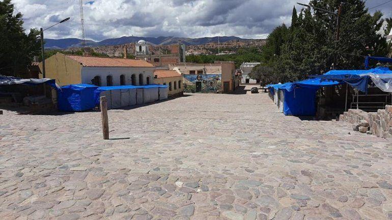 Humahuaca: repartieron 200 milanesas napolitanas