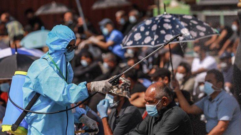 G20: aseguró vacunas y la OMS alertó sobre una tercera ola